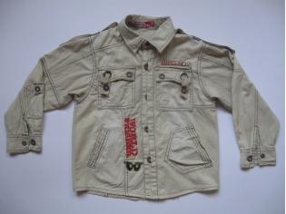 рубашка  8116 светлая