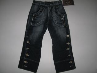 бриджи джинс флис № 428 распродажа
