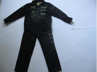 костюм XXX № 1180 подросток чёрный