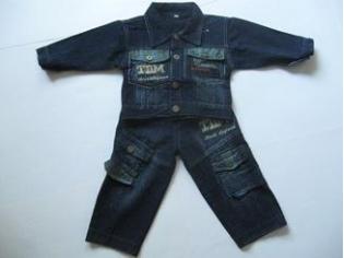 костюм джинс №836