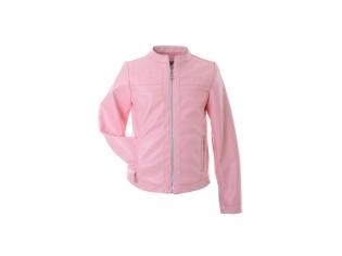 Куртка девочка № 3001 розовая