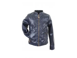 Куртка девочка № 3001 синяя