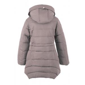 Куртка девочка №88-08 серая