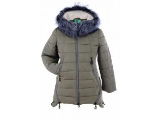Куртка девочка №YTZ-18-H серая
