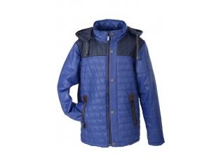 Куртка мальчик №1731 синяя