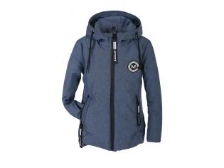 Куртка девочка №BMZ-1 голубая