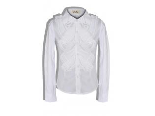 Блузка школьная №6411