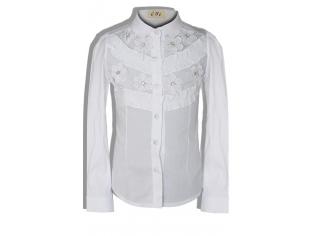 Блузка школьная №11318