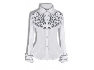 Блузка школьная №6310