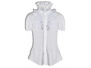 Блузка школьная №31014А