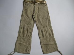 брюки №58003 коричневые РАСПРОДАЖА (опт - скидка 35%)