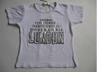 футболка  №531  белая распродажа