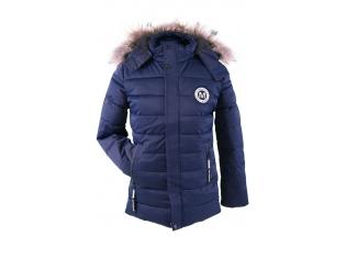 Куртка мальчик №MH-602 синяя