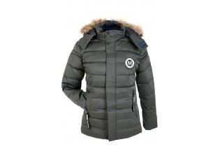 Куртка мальчик №MH-602 зеленая