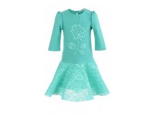 Платье № 1626 минт