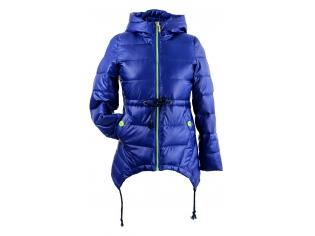Куртка девочка №66-271 синяя