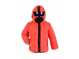 Куртка мальчик №7-56 красная