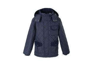Куртка мальчик №DL-609 синяя