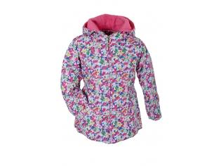 Ветровка девочка №1469 розовая