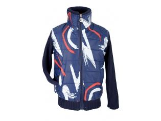 Куртка мальчик №73005-2002 синяя