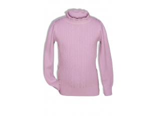 Свитер девочка №Hongling розовый