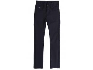 Школьные брюки №07-1 черные