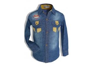 Рубашка мальчик №K48