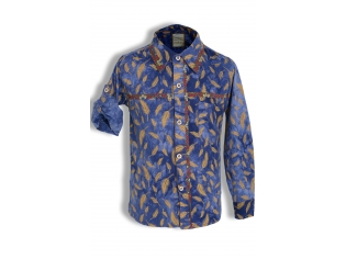 Рубашка мальчик №402