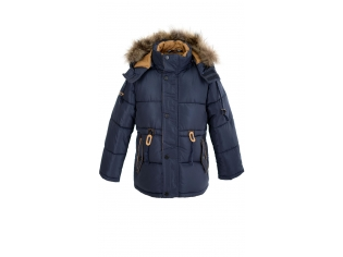 Куртка мальчик №193 синяя