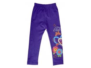 Лосины № 1004 фиолетовые