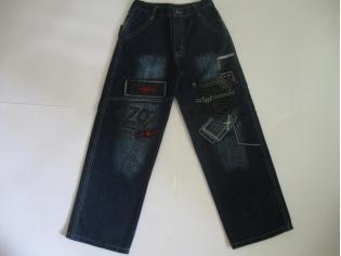 """брюки джинс """"FASHION"""" подросток"""