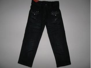 брюки джинс  №1013 тёмно синии (опт - скидка 35%) РАСПРОДАЖА