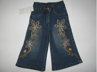 брюки джинс К03 жёлтые (опт - 35% скидка)  РАСПРОДАЖА