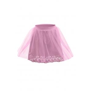 Юбка № 15342 розовая