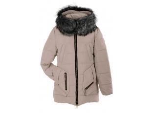 Куртка девочка №YTZ-17-H бежевая