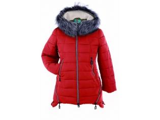Куртка девочка №YTZ-18-H красная