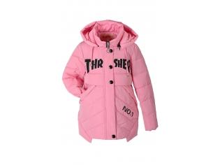 Куртка девочка №88-11 светло-розовая