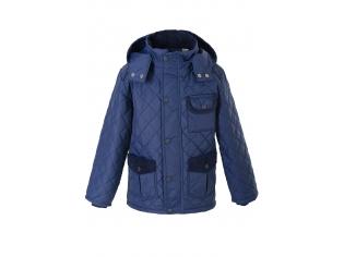 Куртка мальчик №DL-609 светло-синяя