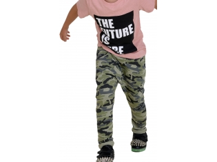 Штаны для мальчика №1 зеленые