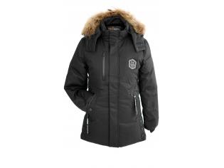 Куртка мальчик №MH-705 черная