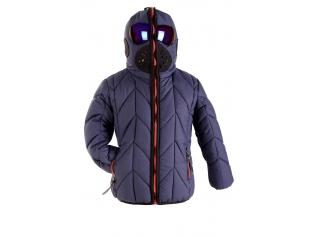 Куртка мальчик №7-56 синяя