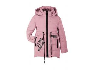 Куртка девочка №88-02 пудра