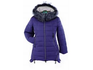 Куртка девочка №YTZ-18-H синяя