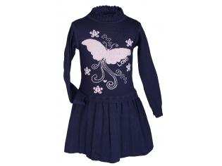 Платье №08 синее