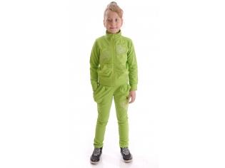 Костюм девочка №3151 зеленый