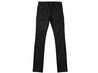 Школьные брюки №06-2 черные