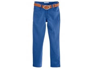 Брюки № 1591 голубые