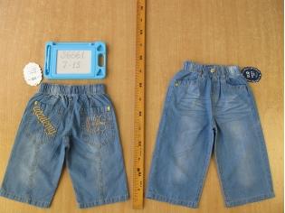 Бриджи джинс мальчик №36661