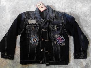 куртка  джинс № 918