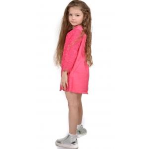 Платье девочка №86102 малиновое